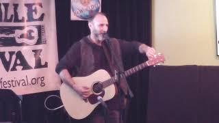 Nathan Hamilton Kerrville Folk Festival Showcase NeWorlDeli 3/16/19