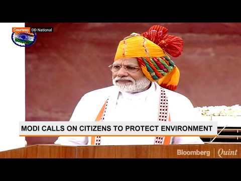 PM Modi Lays Out His Priorities In Independence Day Speech