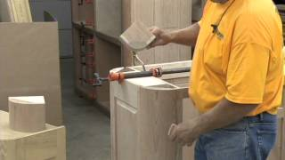 Sommerfeld's Tools For Wood - Curved Cabinets Made Easy With Marc Sommerfeld - Part 3