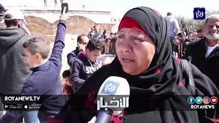 40 ألف مصل في المسجد الأقصى (8-3-2019)