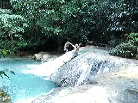 Cascades Water Slide, Vanuatu