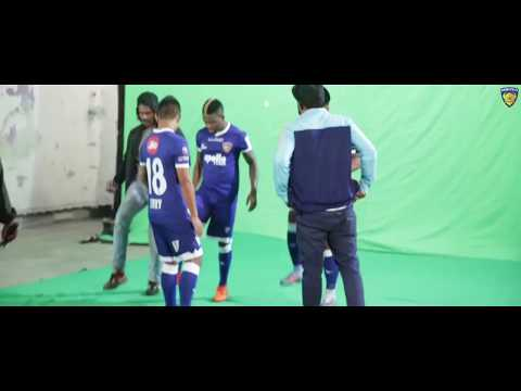 Reliance Jio shoot - Behind The Scenes
