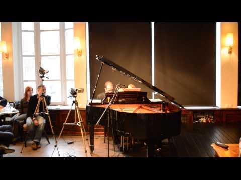 Liszt arcai... HD videó tudósítás Várnagy Andrea - Farkas Zsolt új CD bemutatójáról...