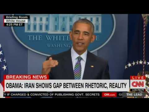 Pres. Obama on the Iran nuclear treaty and the Paris climate deal