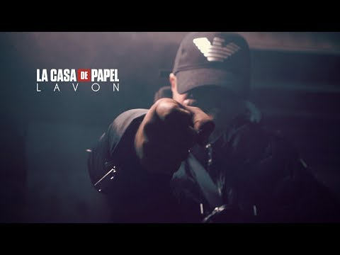 Lavon - La Casa de Papel (officell video) | @lavon_gbg prod @mattecaliste