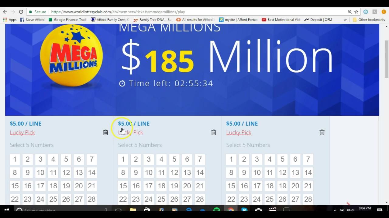 Lotto Buy Online