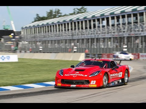 The Trans Am Series - Full Race - 3-Dimensional Services Group Motor City 100