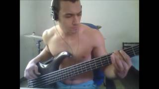 SCORPIONS (Bass Cover) - New Generation