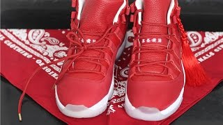 Exlusive Review: Air Jordan 11 Chinese New Year