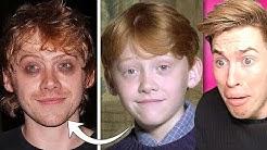 Harry Potter Stars HEUTE vs. DAMALS