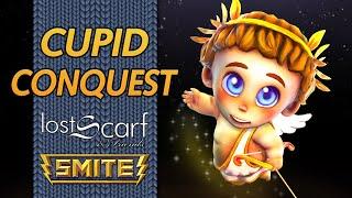 ScarfPlays Smite 673 - Walk away like a Badass - Cupid Conquest