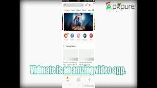 VIDMATE APKPure Trailer