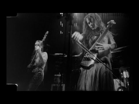 Múm - Green Grass of Tunnel - 16mm live mix - Vienna 2013