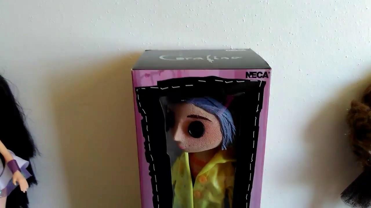 Neca Coraline Ragdoll Replica Authentic Movie Prop Doll Review Youtube