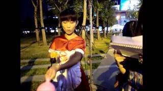 公民素養影片  訪問街頭藝人