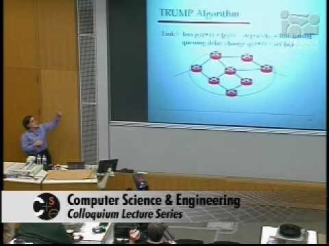 Rethinking Internet Traffic Management Using Optimization Theory