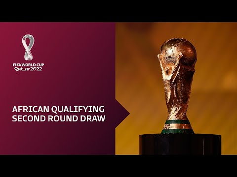 African Draw For FIFA World Cup Qatar 2022 | Round Two Qualifiers