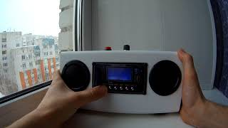 MP3 модуль USB/SD/AUX/FM