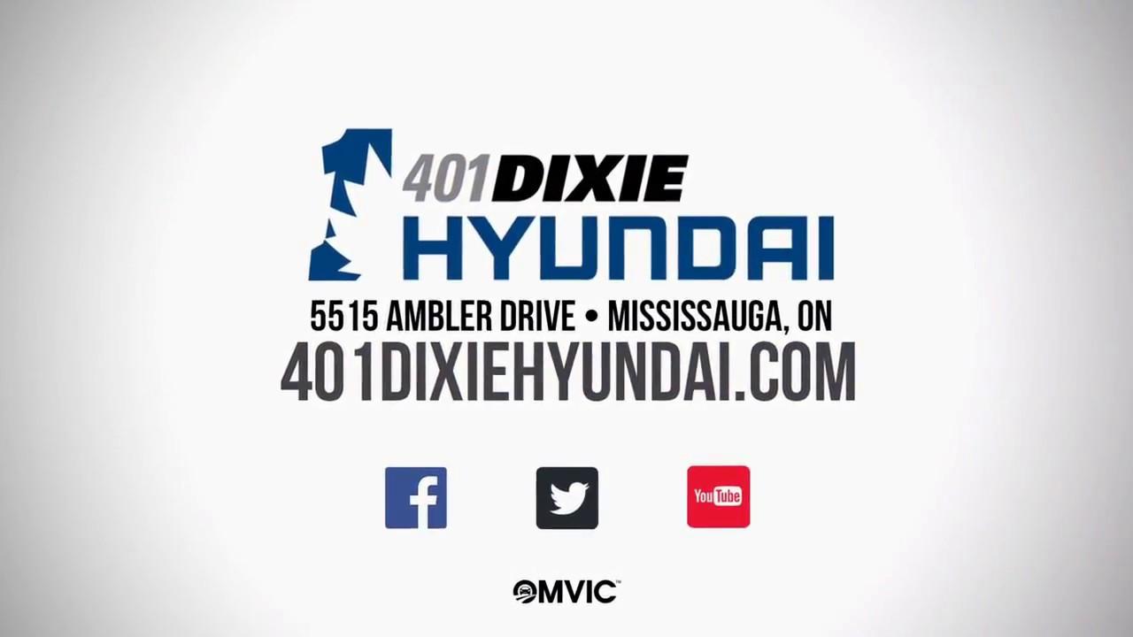 2016 Hyundai Elantra Sport|401 Dixie Hyundai - YouTube