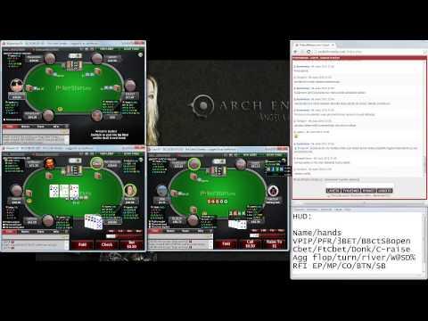 Pokeri - Kyyberin 6.12 itsenäisyyspäivän Pot Limit Omaha-ilta
