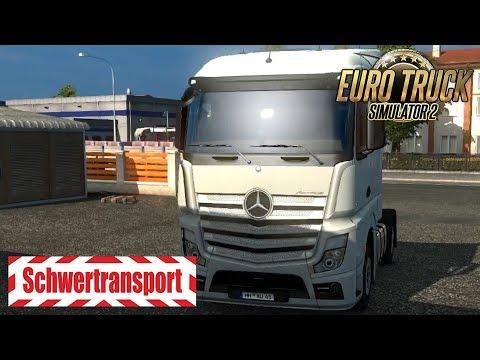 💰NEUER SUPER LKW FÜR SPEZIALTRANSPORTE!🚚 Euro Truck Simulator 2 Heavy Cargo DLC