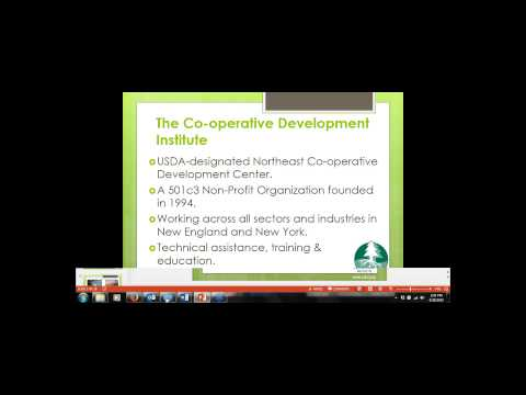 Converting Businesses To Worker Cooperatives: Real World Lessons Learned 4 28 15, 2 01 PM