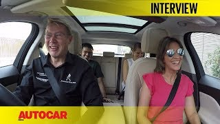 Mika Hakkinen | Interview | Autocar India