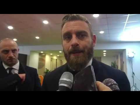 Daniele De Rossi: Noi speriamo che la Roma diventi una potenza europea del calcio