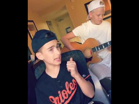 Shawn Mendes - Treat You Better (Johnny Orlando & Carson Lueders Cover)