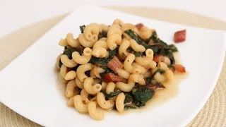 Swiss Chard Pasta Recipe - Laura Vitale - Laura In The Kitchen Episode 698