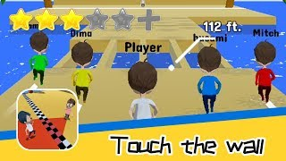 Touch the wall Walkthrough Super Alternative Recommend index three stars