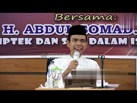 Baca Quran Pake Langgam Jawa | Ust. Abdul Somad, Lc. MA