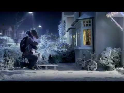 o2 christmas ad is love alive song