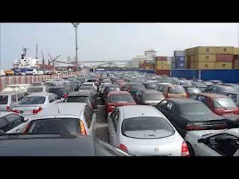 Theme de la semaine : Port de dakar