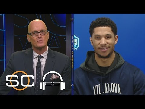 Villanova's Josh Hart Reflects On Playing Four Years Of College Basketball   SC With SVP