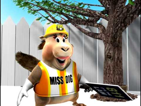 Miss Dig It S The Law Youtube Miss dig, call before you dig, miss dig michigan, miss dig system inc, utility. youtube