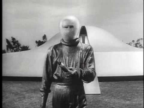1951 The Day The Earth Stood Still Trailer
