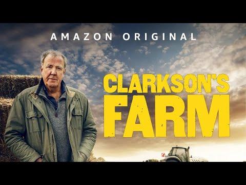 CLARKSON'S FARM - TRAILER UFFICIALE   AMAZON PRIME VIDEO