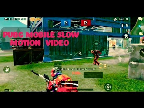Download Pubg mobile|| tdm|| slow motion video || headshot