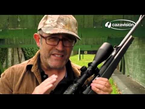 Rifle STEYR MANNLICHER CLII SX LIGHT - Prueba de armas