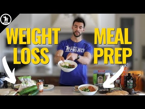 How to Meal Prep for Weight Loss (SIMPLE & AFFORDABLE)