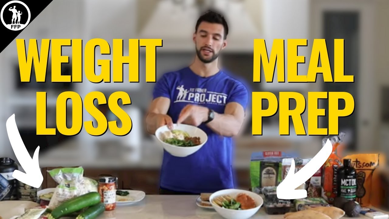 <div>How to Meal Prep for Weight Loss (SIMPLE & AFFORDABLE)</div>