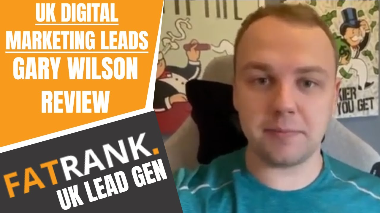 Download Gary Wilson Review on FatRank Driving Digital Marketing Leads in the UK | SEO Lead Generation