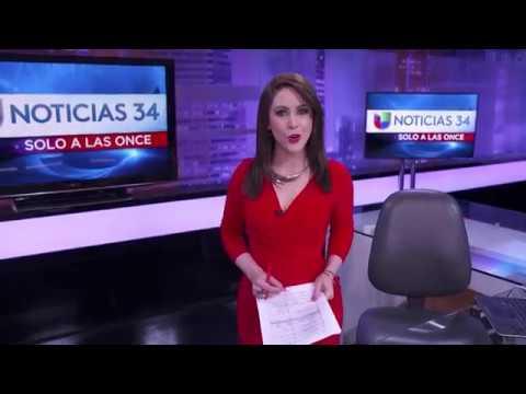 ANDREA GONZÁLEZ PRESENTA LATINAS DE ÉXITO PARA UNIVISION 34
