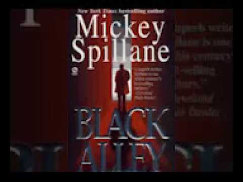 Black Alley - Mickey Spillane