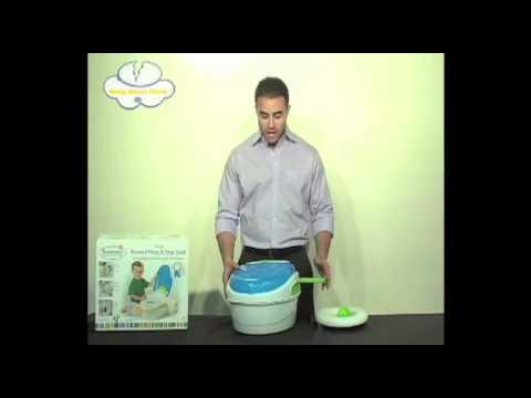 sc 1 st  YouTube & Summer Infant Reward Potty u0026 Step Stool - YouTube islam-shia.org
