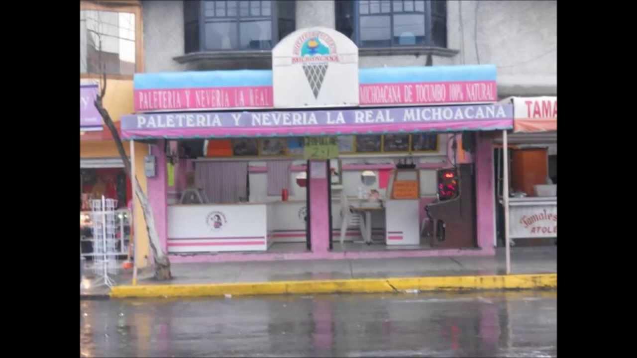 El Corrido De Paleterias La Michoacana Compositor Jose De Jesus