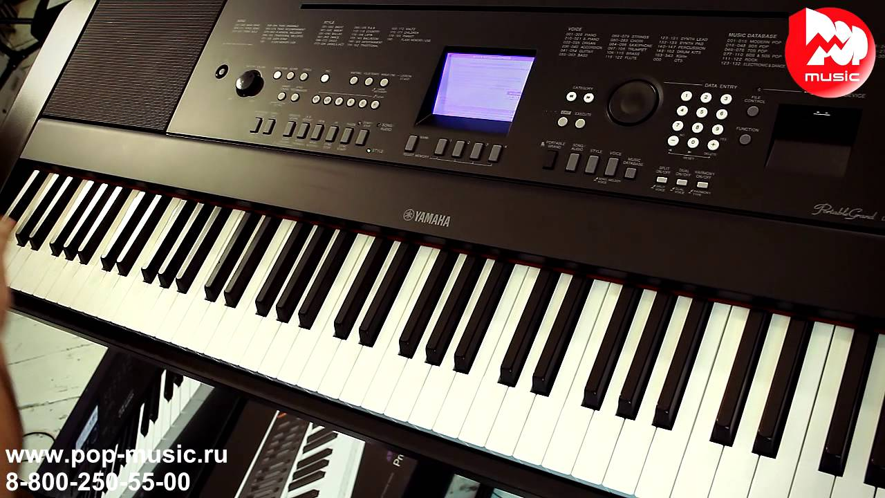 yamaha dgx 650 88 key digital piano overview youtube. Black Bedroom Furniture Sets. Home Design Ideas
