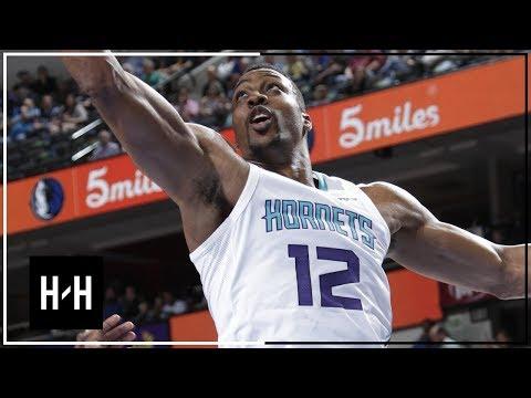 Charlotte Hornets vs Dallas Mavericks - Highlights   March 24, 2018   2017-18 NBA Season