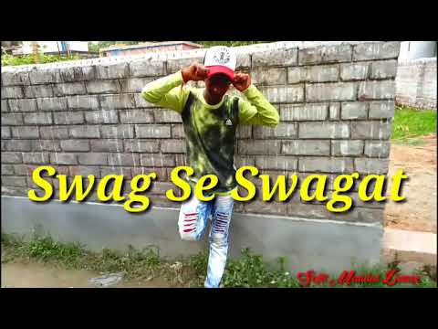 Swag Se Swagat song Dance!...